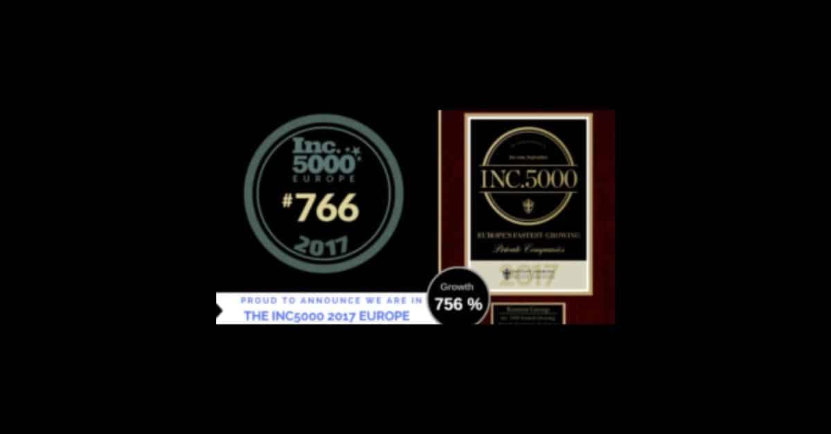 Kronos Group- INC5000 List