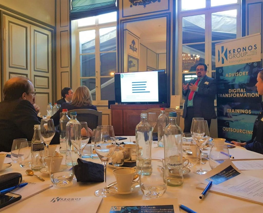 Kronos Group CPO Panel- Brussels