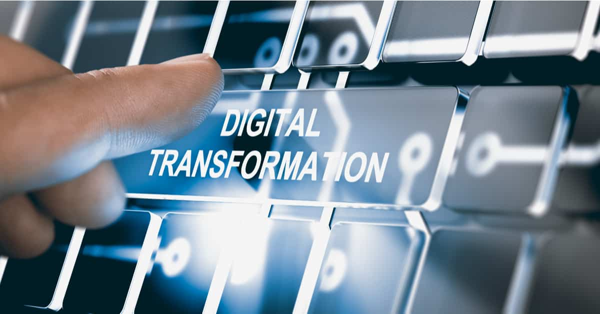 Digital transformation in purchasing