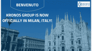 Kronos Group launches in Italy